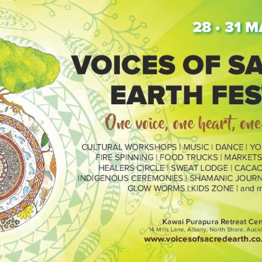 Voices of Sacred Earth Festival – NZ