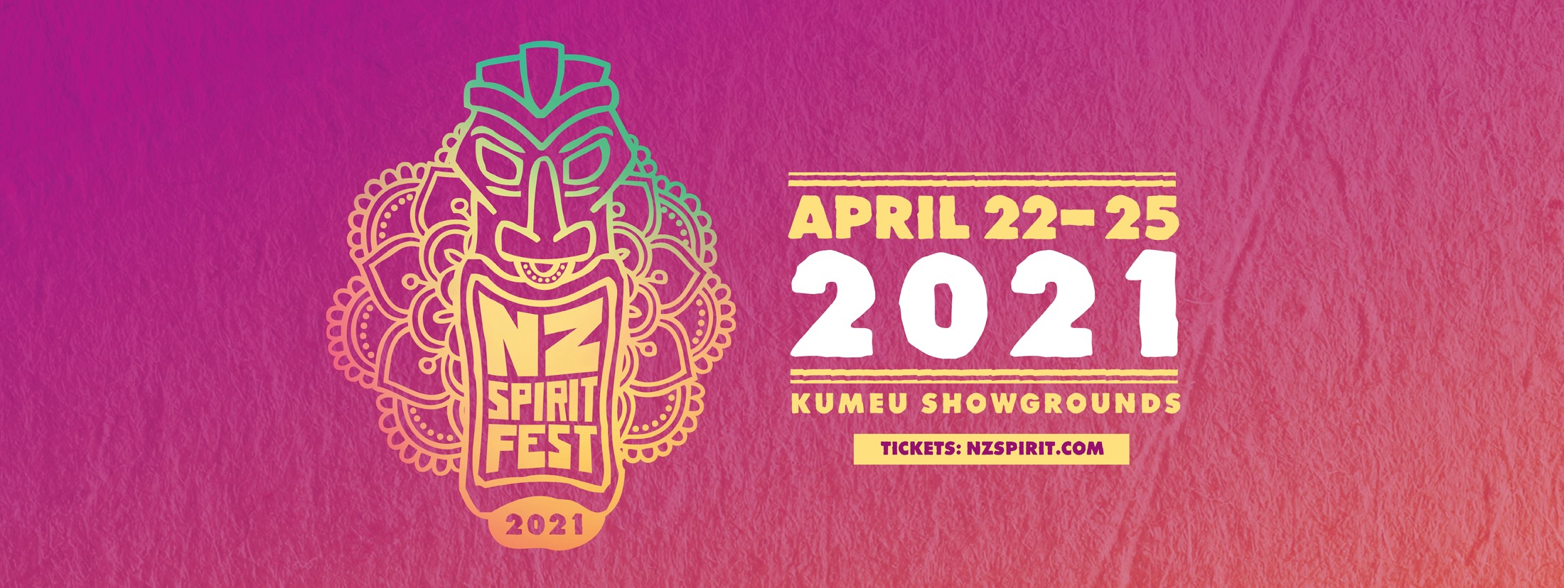 NZ Spirit Festival – April 22-25, 2021 – Auckland